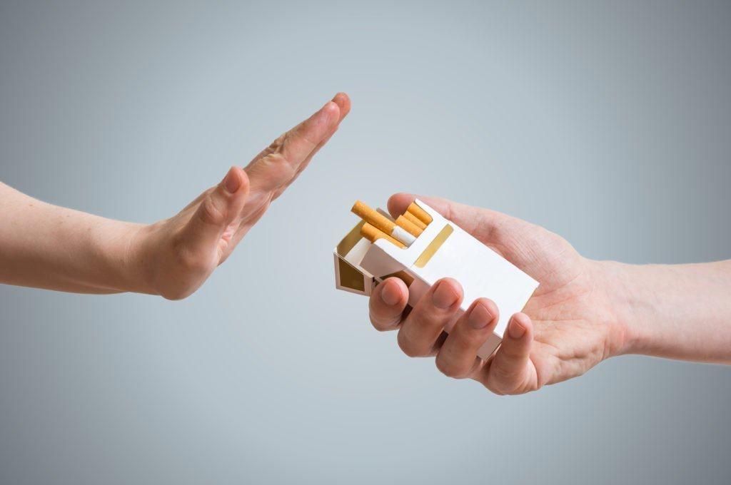 Nói không với thuốc lá để bảo vệ tim mạch